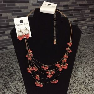Fashion Jewelry (NWT Coldwater Creek Bubbly Beads)